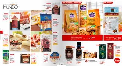Catálogo de Wong Octubre 2013, Productos del Mundo - Perú