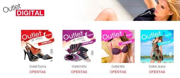 catalogos andrea outlet digital septiembre 2013 mexico