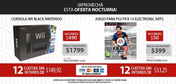 garbarino-oferta-nocturna-9-agosto-2013-argentina