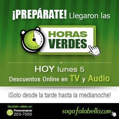 horas-verdes-saga-falabella-5-agosto-2013-peru