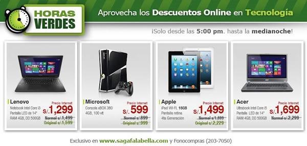 horas-verdes-saga-falabella-7-agosto-2013-peru
