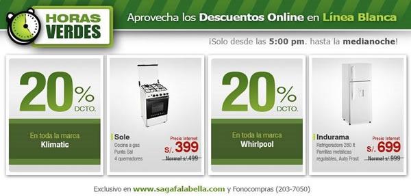horas-verdes-saga-falabella-9-agosto-2013-peru