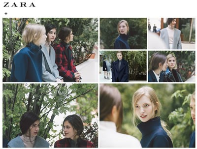 lookbook moda zara mexico septiembre 2013
