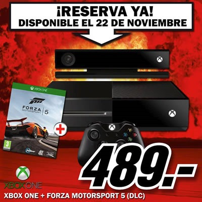 media-markt-reserva-xbox-one-forza-motorsport-5-2013-espana