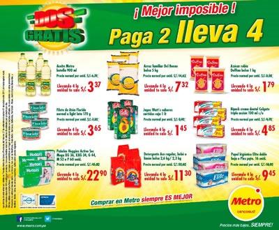 metro dos gratis 27 sept al 01 oct 2013 peru 2