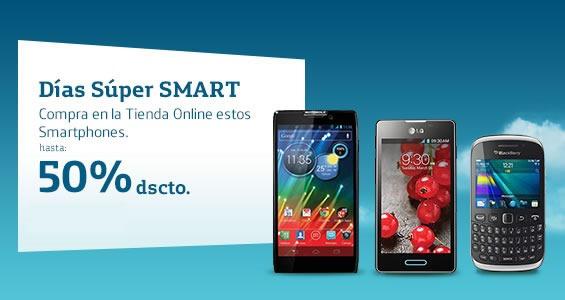 Días Súper SMART en Movistar: Ofertas en Smartphones Hasta el 16 de Septiembre