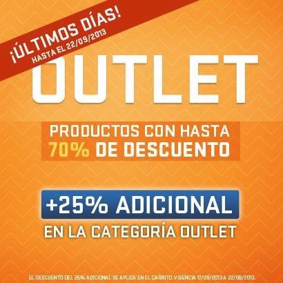 netshoes ofertas outlet septiembre 2013 mexico