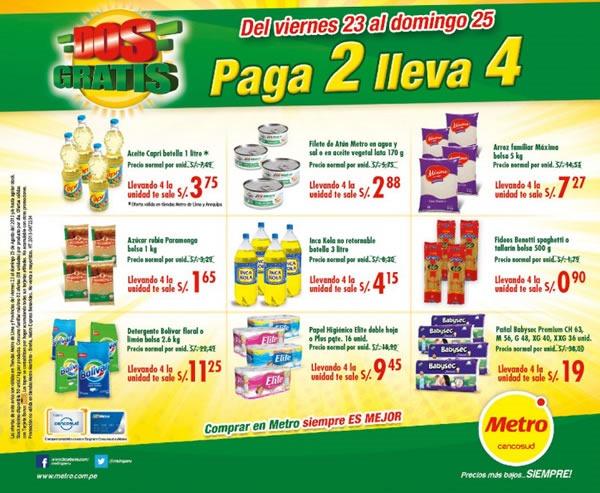 ofertas-metro-dos-gratis-agosto-2013-peru