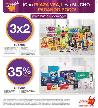 plaza-vea-compra-gigante-3x2-agosto-2013-peru