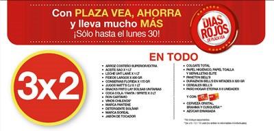 plaza vea dias rojos septiembre 2013 peru