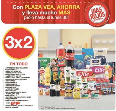 plaza vea dias rojos septiembre 2013 peru 2