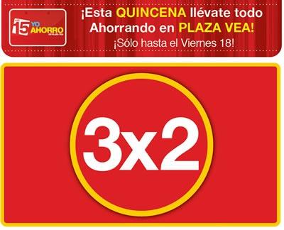 plaza vea ofertas 3x2 octubre 2013 peru