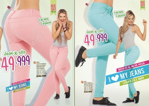 CARMEL Revista de Moda Campaña 13: Ropa para Teens