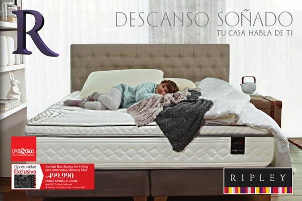 ripley-catalogo-colchones-agosto-septiembre-2013-chile