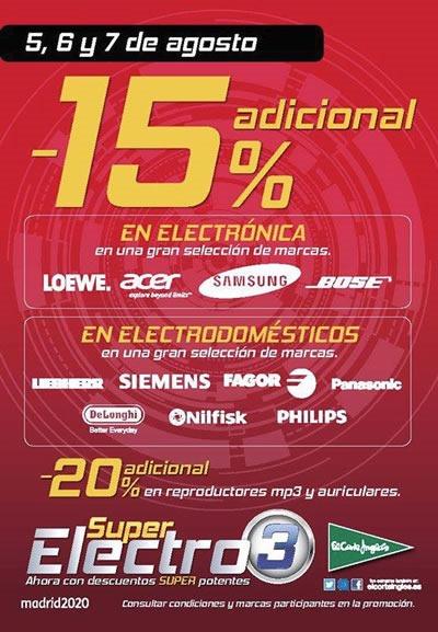 super-electro-3-electronica-el-corte-ingles-5-6-7-agosto-2013-espana