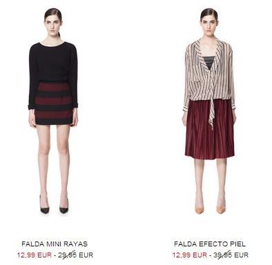 zara-rebajas-faldas-mujer-agosto-2013-espana