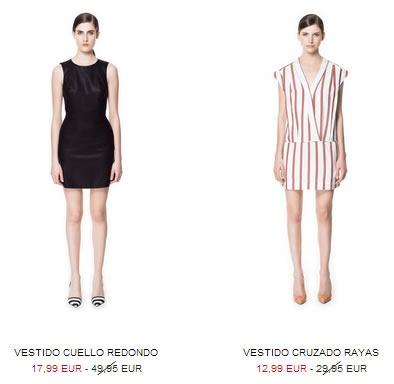 zara-rebajas-vestidos-mujer-agosto-2013-espana